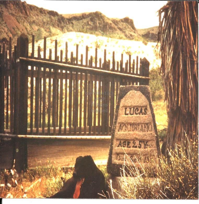 Goldroad, Arizona Cemetery - APCRP