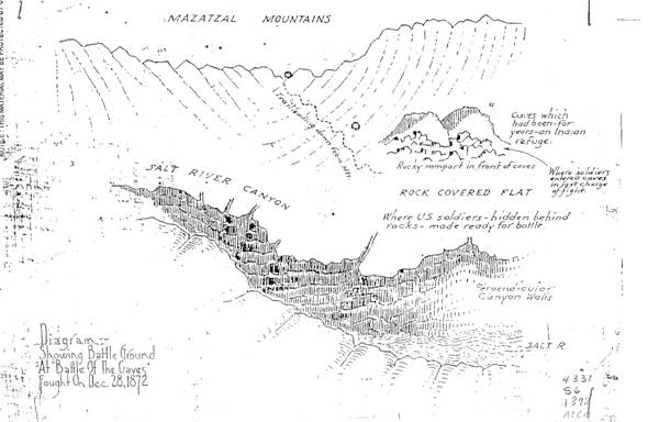 figure 2 map of skeleton cave